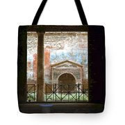 Pompei View 1 Tote Bag