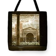 Pompei View 2 Tote Bag