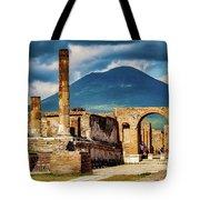 Pompeii Redeux Tote Bag