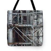 Ponca City Refinery Two Tote Bag