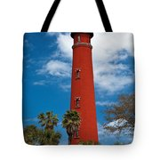Ponce Inlet Lighthouse Tote Bag