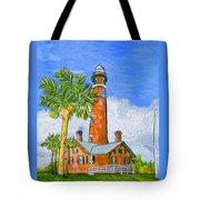 Ponce Lighthouse Tote Bag
