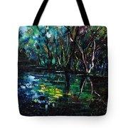 Pond 944 Tote Bag