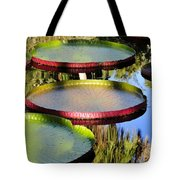 Pond Beauties Tote Bag
