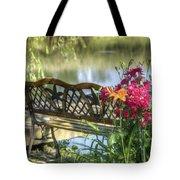 Pond Dreams 11 Tote Bag