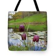 Pond Dwellers Tote Bag