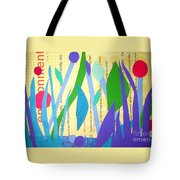 Pond Life Tote Bag