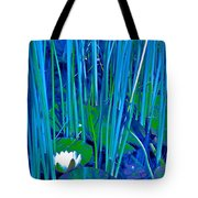Pond Lily 6 Tote Bag