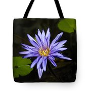 Pond Lily Tote Bag