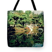 Pond Of Mirrors Tote Bag