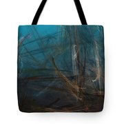 Pond Water Tote Bag