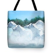 Splash 2 Tote Bag