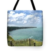 Pointe Du Hoc Tote Bag