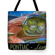 Pontiac 3 Tote Bag