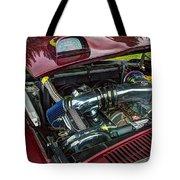 Pontiac Firebird 295 Tote Bag