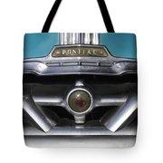 Pontiac Grill Tote Bag