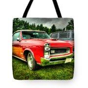Pontiac Gto 029 Tote Bag