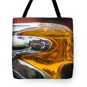 Pontiac Indian Head Hood Tote Bag