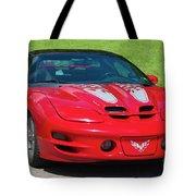 Pontiac Trans Am Tote Bag