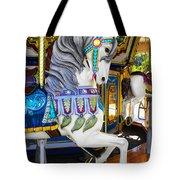 Pony Carousel - Pony Series 5 Tote Bag