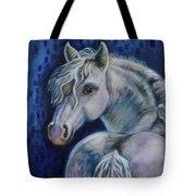 Pony Time Tote Bag
