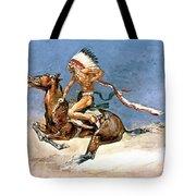Pony War Dance Tote Bag