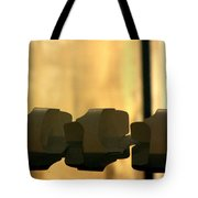 Pool Reflections Two Tote Bag