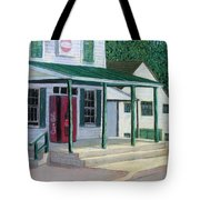Pooles Store Tote Bag by Don Perino
