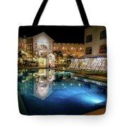Poolside Boracay Tote Bag