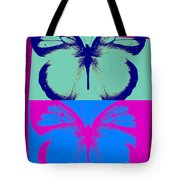 Pop Art Morphosis Tote Bag