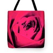 Pop Art Rose Tote Bag