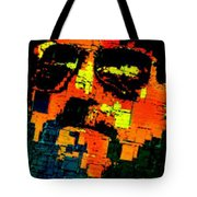 Pop Art Selfie  Tote Bag