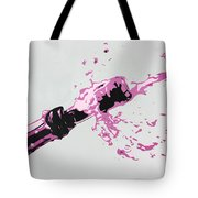 Pop Bottles Tote Bag