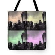 Pop City 2 Tote Bag