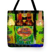 Pop Goes The Surrealism Tote Bag