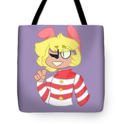 Popee The Performer Tote Bag