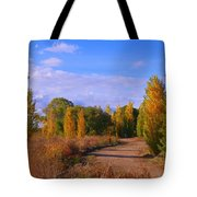 Poplar Lane Tote Bag