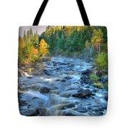 Poplar River  Tote Bag