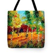 Poplars '459070 Tote Bag