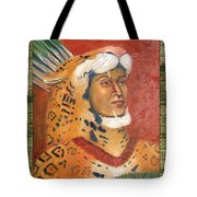 Popoca Illustration Tote Bag