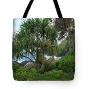 Poponi Maui Hawaii Tote Bag