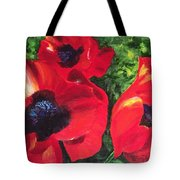 Poppie Love Tote Bag