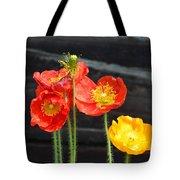 Poppies 17-01 Tote Bag