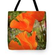 Poppies Antelope Valley Tote Bag