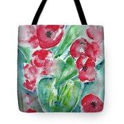 Poppies Celebration Tote Bag