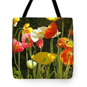 Poppies Tote Bag