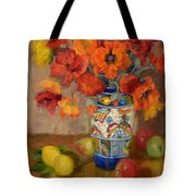 Poppies Galore Tote Bag