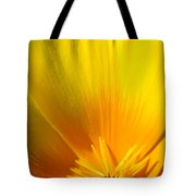 Poppies Orange Poppy Flower Close Up 2 Sunlit Poppy Baslee Troutman Tote Bag