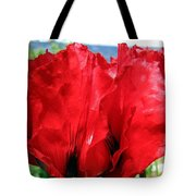 Poppies Plus Tote Bag