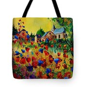 Poppies Sosoye Tote Bag